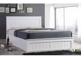 Wooden Ottoman Bed Frame Sweet Dreams Chandler 4ft6 White Wooden Ottoman Bed Frame