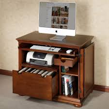 Computer Desk With Hutch Plans by Great Narrow Computer Desk With Hutch With How To Build Small