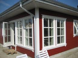 Haus Deutschland Schwedenhaus Skandinavisches Holzhaus Norwegisches Bauen