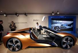 future bmw ces 2016 best car technology from bmw and audi to faraday future
