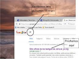 imagenes jw org es jw org 01 cómo acceder fácilmente a la página tecno ayuda tj