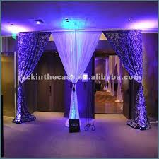 wedding decoration pillars wedding columns wedding stage