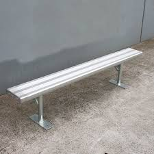 Aluminum Park Benches Outdoor Furniture For Schools Councils U0026 Commercial Spaces Draffin