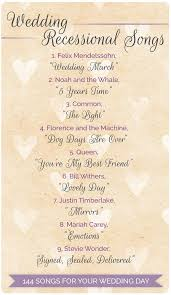country wedding songs 2015 best 25 recessional songs ideas on wedding
