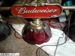 vintage budweiser pool table light budweiser pool table lights for sale thousands pictures of home