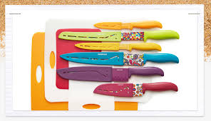 colored kitchen knives sharpen your knowledge of kitchen knives jcpenney