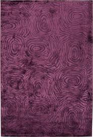 Ethereal Area Rug Fables Ethereal Machine Made Abstract Pattern Art Silk Chenille