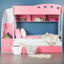 Loft  Bunkbeds Bedroom Furniture Furniture JYSK Canada - Pink bunk bed