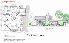 3d House Floor Plan Cob House Plans Lovely Best Hobbit House Floor Plans Contemporary
