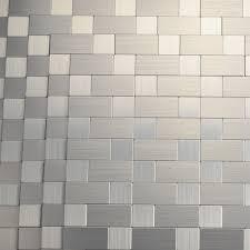 Backsplash Subway Tiles For Kitchen Tile Mirrored Tile Backsplash Mirrored Subway Tiles Stainless