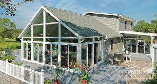 Vinyl Patio Roof A Beautiful Room Addition Take A Look At This Patio Enclosures