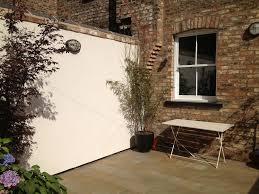 terraced backyard ideas contemporary hillside garden