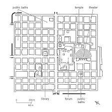 greek temple floor plan greek and roman differences from the beginning kmjantz