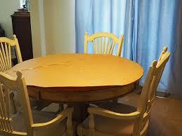how to make a round table how to make a round tablecloth in 5 steps