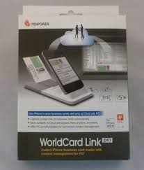 Worldcard Office Business Card Scanner Penpower Worldcard Link Pro Complete Contact Management Solution