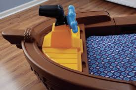 Pirate Ship Bed Frame Little Tikes Pirate Ship Toddler Bed U0026 Reviews Wayfair