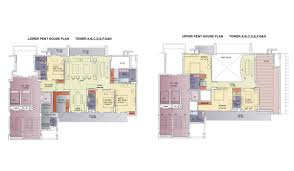 la lagune floor plans