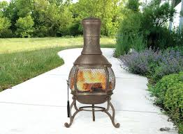 patio ideas picture outdoor fireplace chimney topper walmart
