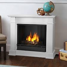 Amazon Gel Fireplace by 46 25 U0027 U0027 Windsor Oak Espresso Entertainment Center Electric