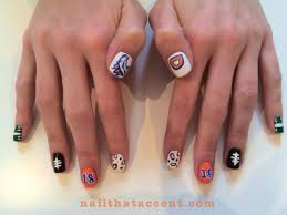 112 best football nail art images on pinterest football nail art