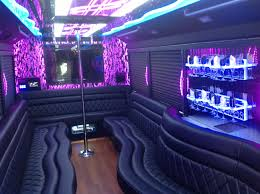 party bus prom introducing our new 20 24 passenger party bus charlotte