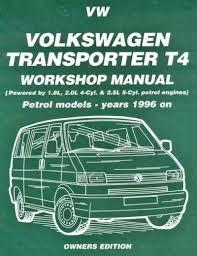volkswagen vw transporter t4 petrol only 1996 1999 brooklands