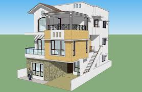 30x50 House Design by Classic Modern Home For 30x50 House Gharexpert