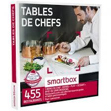 coffret smartbox table et chambre d hote coffrets cadeaux gastronomique idées séjour restaurant cultura
