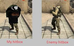 Counter Strike Memes - hitbox counter strike know your meme