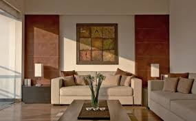 background wall decoration for sofa interior design