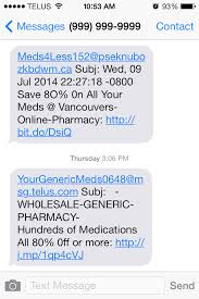Text Message 2014 - how to take care of text message spam