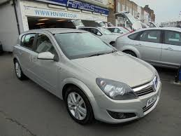 vauxhall astra 2007 used vauxhall astra 2007 for sale motors co uk