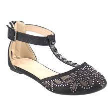 beston gb71 women u0027s t strap flats buckle closure sandals about one