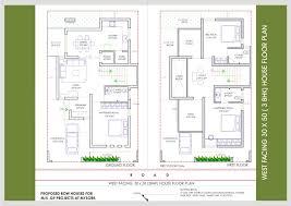 South Facing House Floor Plans South Facing Duplex House Plans