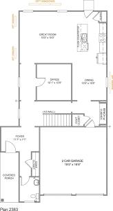True Homes Floor Plans True Homes Ranch Floor Plans