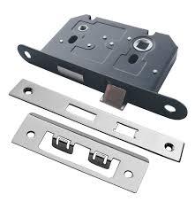 Bathroom Door Handles Chrome Lever Door Handle Pack Jc6002pc