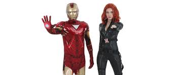 Halloween Costume Black Widow Halloween Costume Ideas Couples Marriage