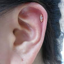 earrings all the way up 90 helix piercing ideas for your trendiest self