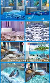 3d Bathroom Floors by New Product 3d Bathroom Floor Tile Buy 3d Bathroom Floor Tile 3d