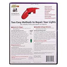 How To Fix Christmas Tree Lights Amazon Com Light Keeper Pro 01201 The Complete Tool For Fixing
