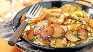 recette cuisine pomme de terre recette traditionnelle pommes de terre sarladaises