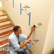 Banister Height Install A New Stair Handrail Family Handyman