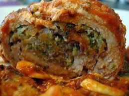 cuisiner des paupiettes de dinde recette de paupiettes de dinde farcies aux légumes sauce tomate