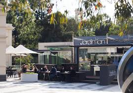 Royal Botanical Gardens Restaurant Observatory Cafe Botanical Gardens Melbourne Fasci Garden