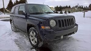 dark gray jeep patriot jeep patriot incognito build overland bound community