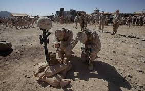 who pays the moral price of war the nation