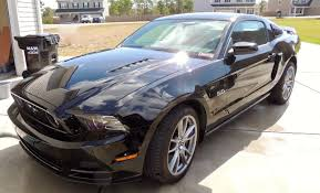 Blacked Out 2014 Mustang 2013 Ford Mustang Gt Coupe 2 Door For Sale American Muscle Cars