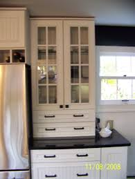 Kitchen Cabinets With Glass Kitchen Mesmerizing Frosted Glass Door Kitchen Glass Door
