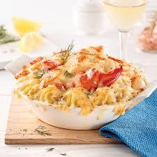 homard cuisine gratin de homard façon jacques recettes cuisine et