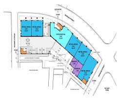 Parking Building Floor Plan Durham Mixed Use Parking Garage Durham Nc